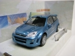 Ford Focus blue 1:43 Cararama