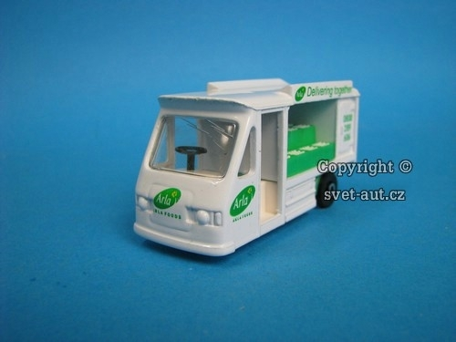 Tříkolka Arla Foods Milk Float Papilon Toys UK
