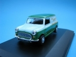 Mini Cooper Van Billy Smarts Cirkus 1:43 Oxford