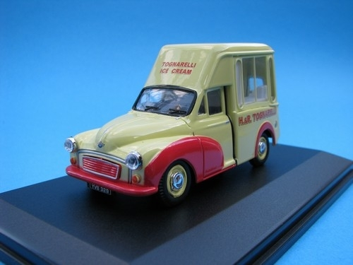 Moris Minor Tognarelli Icecream Van1:43 Oxford