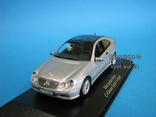 Mercedes-Benz Sport Coupe 1:43 PMA Minichamps