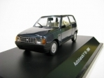 Autobianchi Y-10 1985 sky blue 1:43 Starline Models