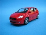 Fiat Grande Punto red 1:43 Welly
