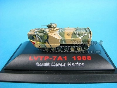 LVTP-7A 1988 South Korea Marine 1:144 Trumpeter