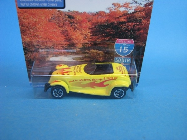 Plymouth Prowler Concept 1:56 special limited edition Matchbox