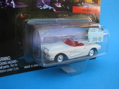Chevrolet Corvette 1962 Johnny Lightning