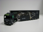 Mercedes-Benz Actros Give Life 1:64 Saico