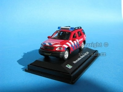 Mercedes-Benz ML 320 Brandweer 1:72 Cararama