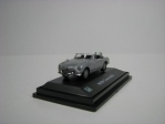MGB Convertible Soft top silver 1:72 Cararama