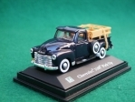 Chevrolet 3100 Pick Up blue 1:72 Cararama