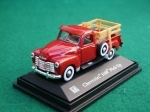 Chevrolet 3100 Pick Up red 1:72 Cararama
