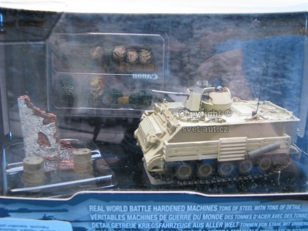 U.S. M113 Armoured Personnel Carrier 1:72 Unimax