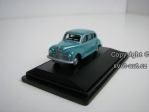 Jowett Javelin bluegrey 1:76 Oxford