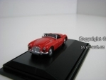 MGA Chariot red 1:76 Oxford