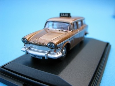 Humber Super Taxi 1:76 Oxford