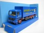 Mercedes-Benz Actros Knights of Old 1:80 Cararama