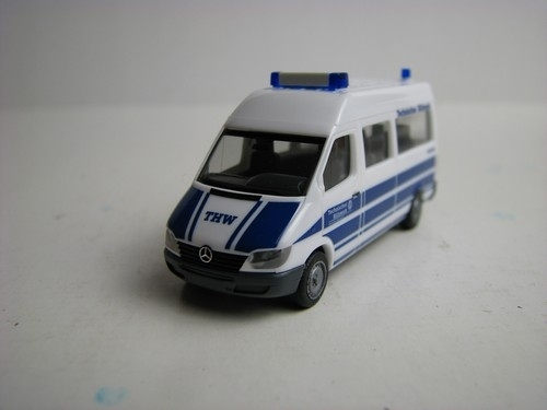 MB Mercedes-Benz Sprinter 99 THW 1:87 Herpa