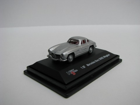Mercedes-Benz 300SL Wingdoor 1:87 High Speed