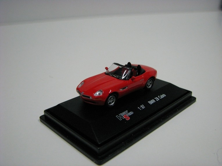 BMW Z8 Cabrio 1:87 High Speed