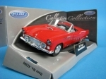 Ford Thunderbird Cabrio 1955 red 1:32-36 Welly