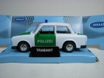 Trabant 601 Polizei 1:32 - 36 Welly