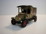 Ford Model T 1912 Motor 100 Matchbox Yesteryear