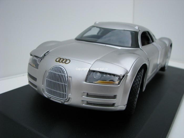 Audi Supersportwagen Rosemeyer 1:18 Maisto