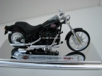 Harley-Davidson 2002 FXSTB Night Train 1:18 Maisto