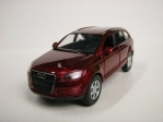 Audi Q7 2006 Red metallic 1:32 New Ray