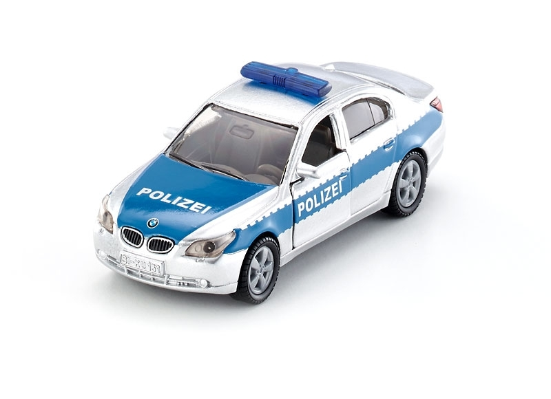 BMW 5 Polizei model Siku 1352