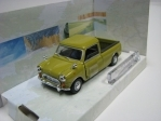Mini pick Up Van 1:43 Cararama