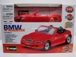 BMW M Roadster red KIT 1:43 Bburago