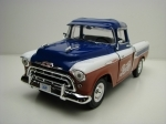 Chevrolet Cameo Pick Up Pepsi Cola 1957 1:18 Ertl Auto World