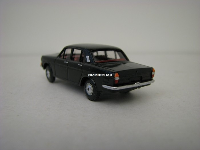 Volha Gaz M24 black 1:87 VV Model