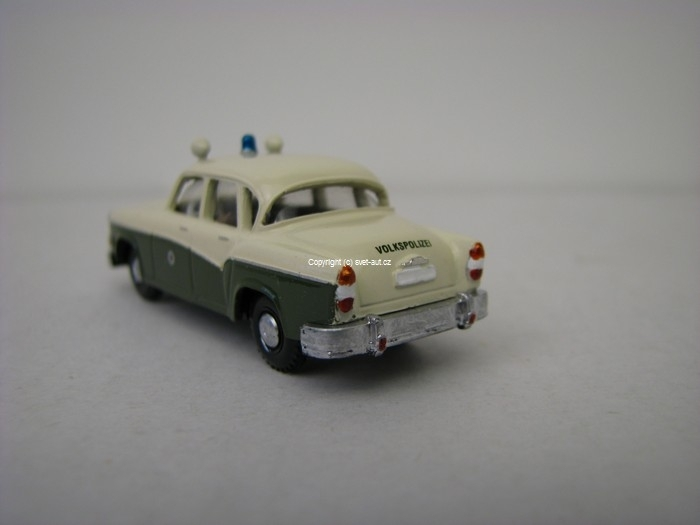 Horch 240 Volkspolizei 1:87 VV Model