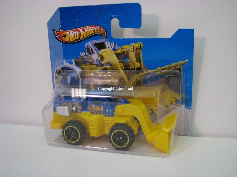 Wheel Loader Hot Wheels