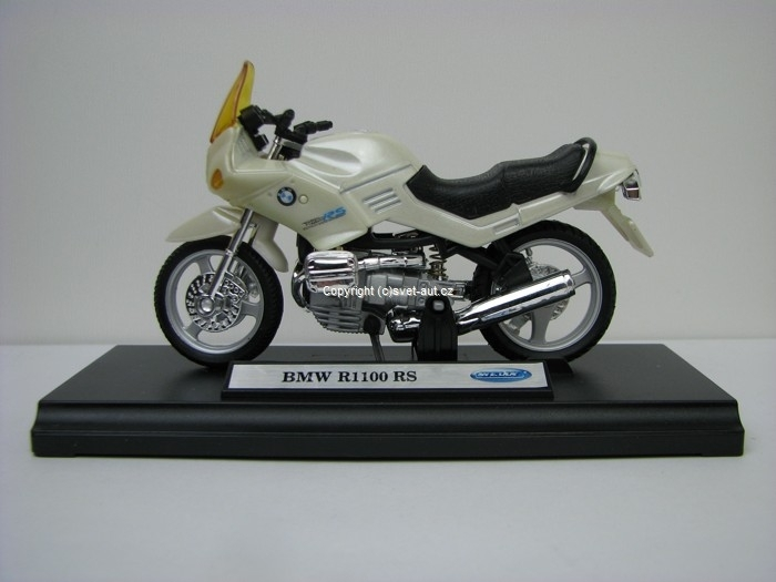 BMW R1100 RS 1:18 Welly