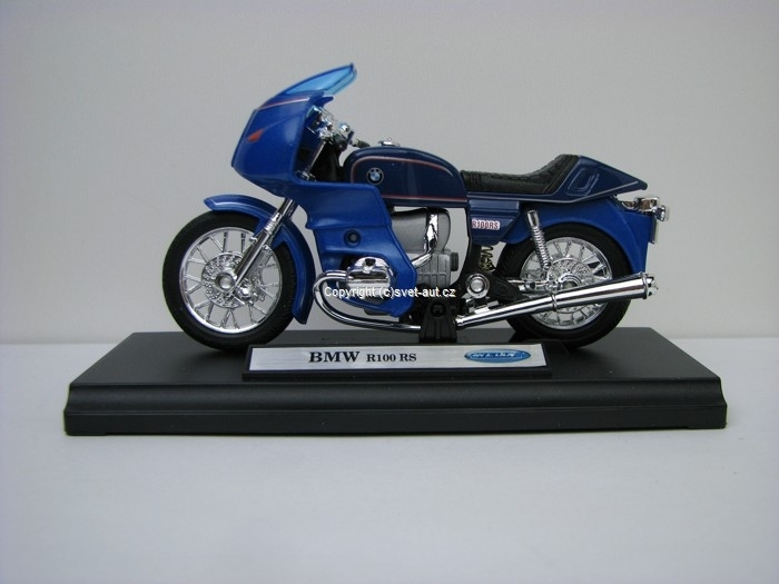 BMW R100 RS 1:18 Welly