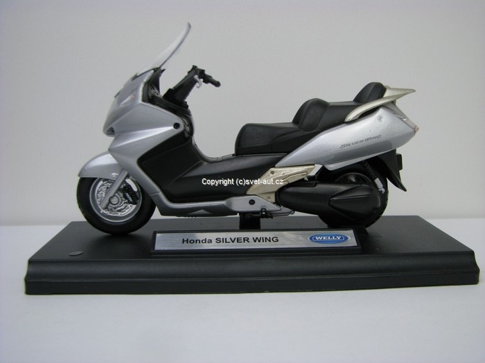 Honda Silver Wing 1:18 Welly