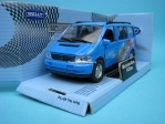 Mercedes-Benz V-Class blue 1:32 - 36 Welly
