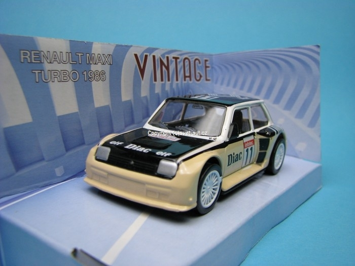 Renault 5 Maxi Turbo 1986 No.11 1:43 Mondo Motors