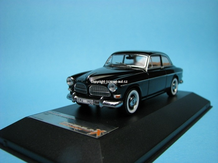 Volvo 130 Amazon 1965 black 1:43 Premium X