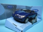 Mercedes SLK350 cabrio open blue 1:32 - 36 Welly