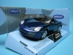 Porsche Boxster S Cabrio open blue 1:32 - 36 Welly