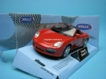 Porsche Boxster S Cabrio open red 1:32 - 36 Welly