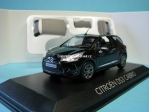 Citroen DS3 Cabrio 2013 black 1:43 Norev