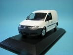 Volkswagen Caddy 2005 white 1:43 Minichamps