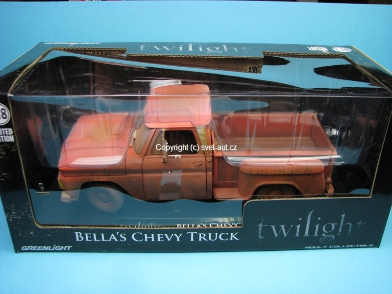 Chevrolet Pick Up Twilight 1:18 Greenline