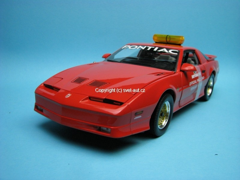 Pontiac GTA 1987 Daytona 500 Pace Car 1:18 Greenlight