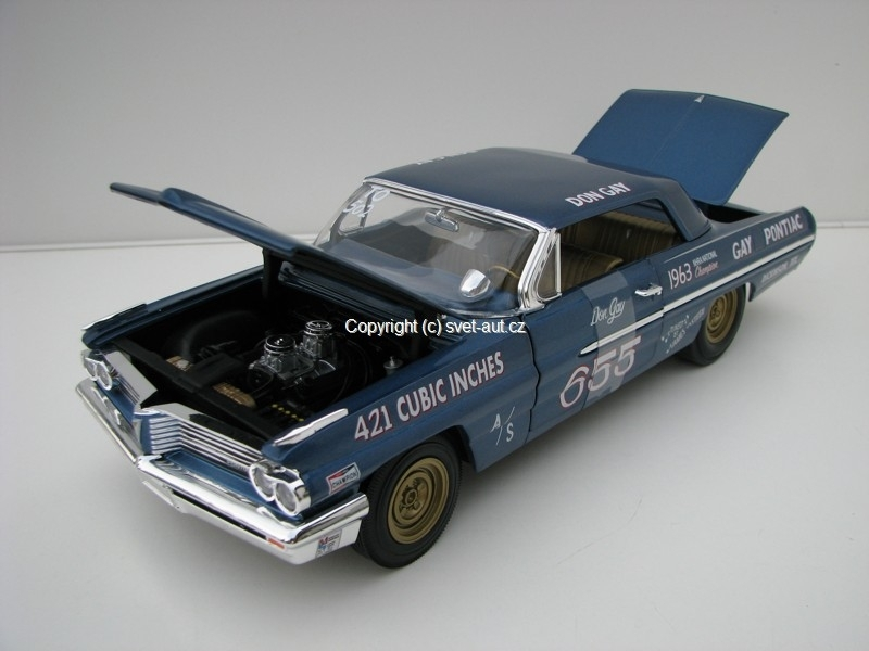 Pontiac Catalina Super Duty 1962 1:18 Ertl